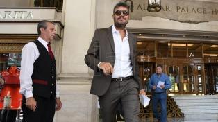 """Tinelli se distancia del fútbol de San Lorenzo y se dedicará """"solo al básquetbol"""""""
