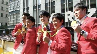 Las medallas de Tokio 2020 estarán hechas de material reciclado