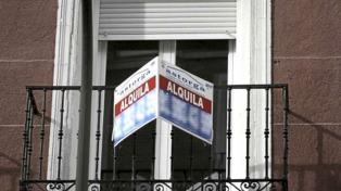 Ratifican la vigencia de la cautelar que impide a las inmobiliarias cobrar más del 4,15% de comisión