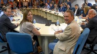 Los gobernadores analizan el reclamo de Vidal por el Fondo del Conurbano
