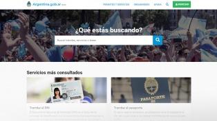 Publican la creación de la plataforma digital del Sector Publico nacional