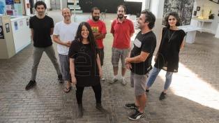 Ocho colectivos de artistas inauguran una megamuestra en la ex Esma