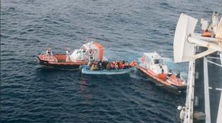 Sin recibir a 230 emigrantes, Italia y Malta se acusan de falta de humanidad