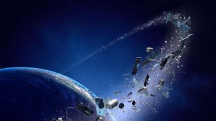 Científicos rusos patentaron un sistema para recoger la basura espacial