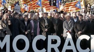 El ex presidente catalán reivindica la consulta secesionista ante los tribunales