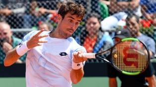�A mi siempre me gusta jugar la Copa Davis�, aseguró Pella desde Astana