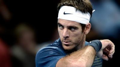 Del Potro le envió un mensaje de apoyo al escocés Andy Murray