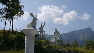 En la Toscana harán una estatua de Trump para atraer turistas