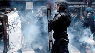 Al menos 37 detenidos en nuevos disturbios en la periferia de París