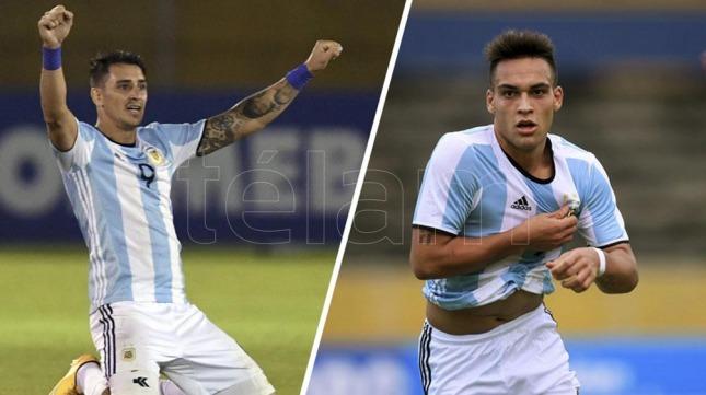 "Zampedri del ""Decano"" y la noche que emuló a Lautaro Martínez del Sub20"