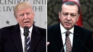 Trump baja el tono y se acerca a Turquía