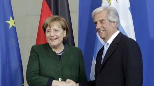 Tabaré Vázquez busca impulsar vínculos entre el Mercosur y la Unión europea