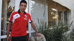 Rojas, número puesto para jugar frente a San Martín de San Juan