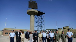 Defensa y Seguridad lanzaron un plan conjunto para monitorear con radares la frontera norte del país