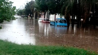 Más de un centenar de evacuados por el temporal
