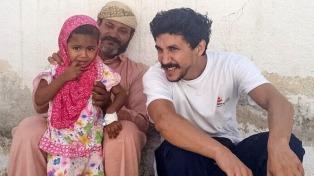 """El relato de un cirujano argentino en Yemen: """"La guerra está devastando la población"""""""