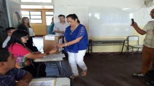 La coalición UCR-PRO se impuso en el primer test electoral del año