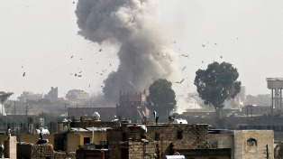 Al menos 21 muertos en un bombardeo saudita en un casamiento en Yemen