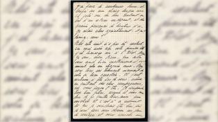 San Valentín a la europea: las redes se llenan de antiguas cartas de amor digitalizadas