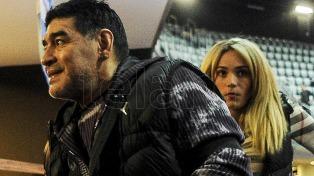 """Maradona: """"Nadie le supo explicar a mi abogado el motivo de este show mediático"""""""