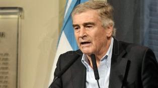 Aguad instó a los empresarios a no especular con el resultado electoral de octubre