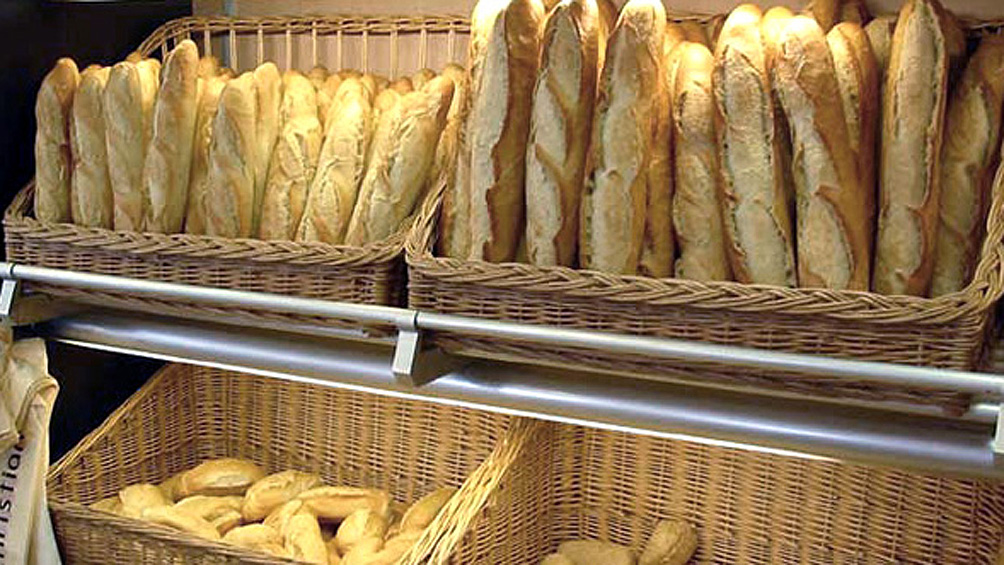 Los panaderos ofrecerán el kilo de pan a $65 con la Tarjeta Alimentaria