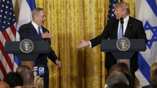 Trump dice que es hora de reconocer la soberanía israelí en el Golán