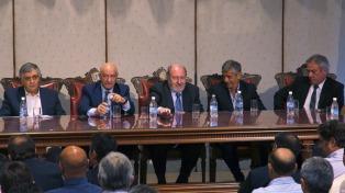 Verna firmó un convenio con el Consejo Federal de Inversiones por diez millones de pesos