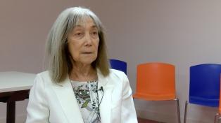 María Kodama anunció la puesta en valor de la Biblioteca de Jorge Luis Borges