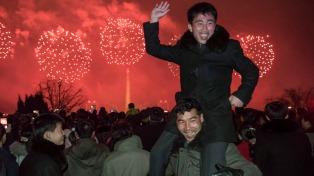 Corea del Norte celebra a su ex líder en completo hermetismo