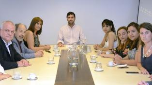 Basabilvaso se reunió con diputados y ratificó que se va a revisar el cálculo previsional