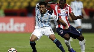 Atlético Tucumán cayó ante el Junior en Cartagena de Indias
