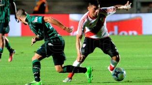 River le ganó a San Martin por penales en San Juan