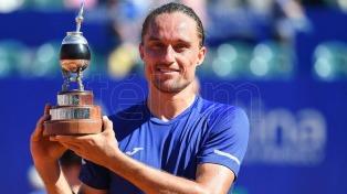 Dolgopolov venció a Nishikori y es el campeón del Argentina Open
