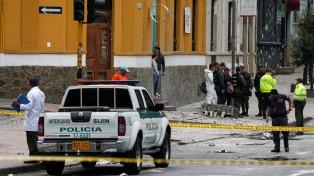 Explosión en Bogotá: hay 40 heridos, se sospecha del ELN