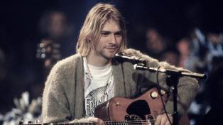 Hace 23 años moría Kurt Cobain, líder de Nirvana
