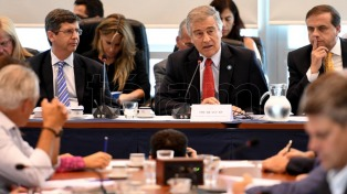 Correo Argentino: en el Congreso, Aguad aseguró que la ley no permite actualizar la deuda