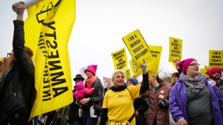 La retórica violenta y de odio amenaza los DDHH, dice Amnistía Internacional