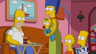 """""""Los Simpson"""" celebrarán en el festival de cine de Tribeca"""