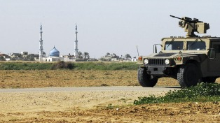 Israel ataca dos objetivos de Hamas en la Franja de Gaza