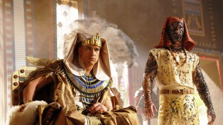 """El fenómeno de """"Moisés y los diez mandamientos"""" resucita el cine religioso"""