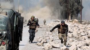 El Estado Islámico admitió la derrota en Mosul, aseguraron fuentes militares