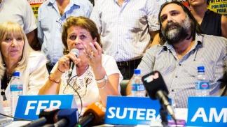 """Los gremios docentes pidieron una reunión """"urgente"""" con Vidal"""