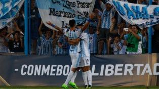 Atlético Tucumán vive su momento más glorioso: clasificó a la fase de grupos