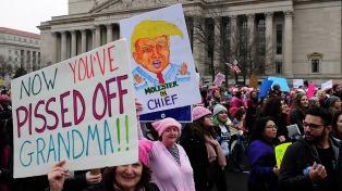 A un mes de la asunción de Trump, la palabra impeachment sobrevuela Washington