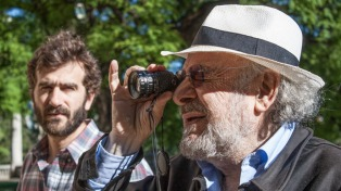 """En """"El cielo del centauro"""",Hugo Santiago expresa su amor por Buenos Aires"""