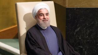 Rohani asume su segundo mandato como presidente