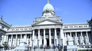 Las reformas laboral y previsional y el pacto fiscal ingresaron hoy al Senado