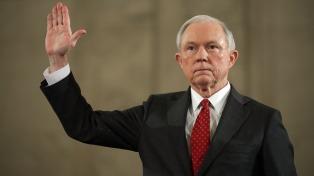 El fiscal general de EEUU testificará el martes ante el Senado sobre la trama rusa