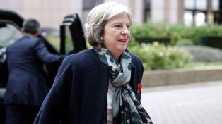 Theresa May acusó al Gobierno escocés de centrarse sólo en la independencia
